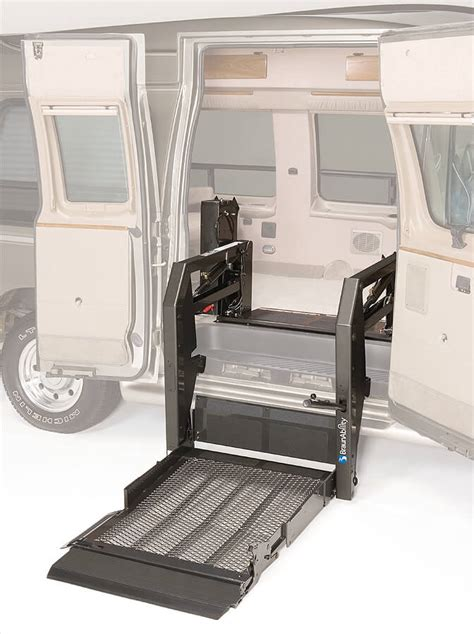 Wheel Chair Lifts by Millennium Wheelchair Lift Braunability