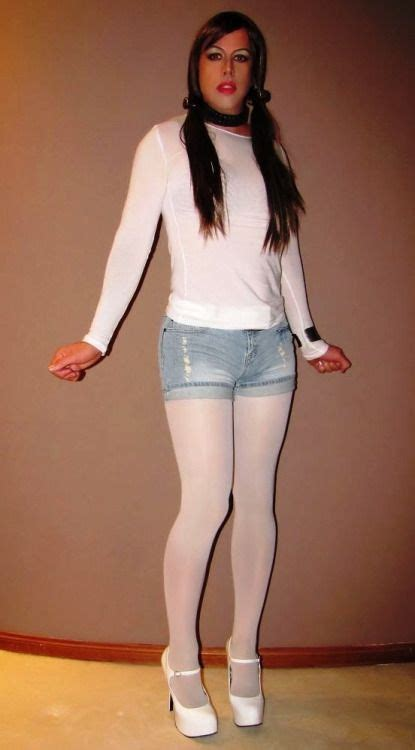 forced feminization in the real world 171 strapped in silk 64 best images about white pantyhose on pinterest sexy