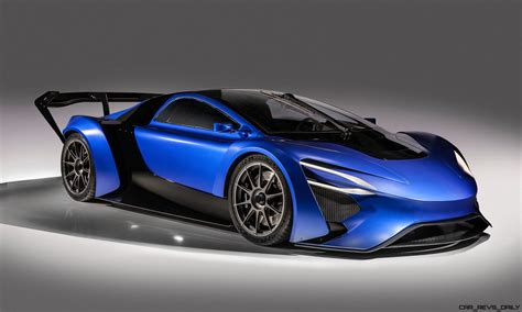 Super Concepts | 2016 techrules at96 trev supercar concept