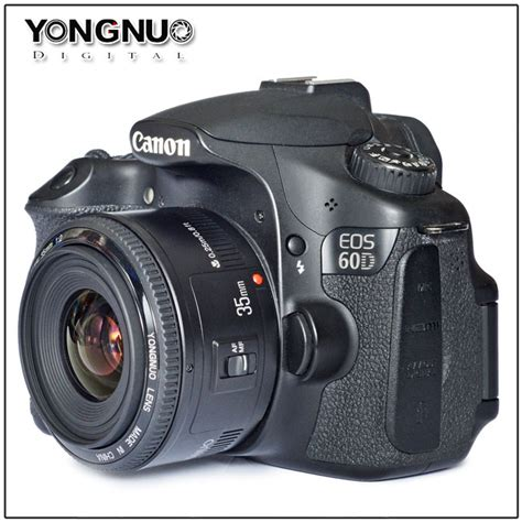Yongnuo 35mm yongnuo is coming with a 35mm f 2 clone lens for canon
