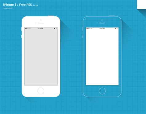 flat design app mockup free flat long shadow iphone 5s mockups psd titanui