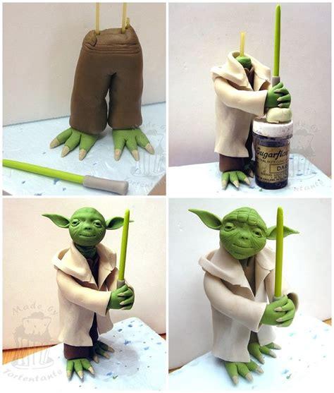 Hochzeitstorte 3 Stöckig Anleitung by 12 Besten Yoda Bilder Auf Wars Kuchen