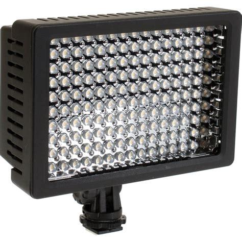 Led Lights Cn 160 sunpak led 160 light vl led 160 b h photo