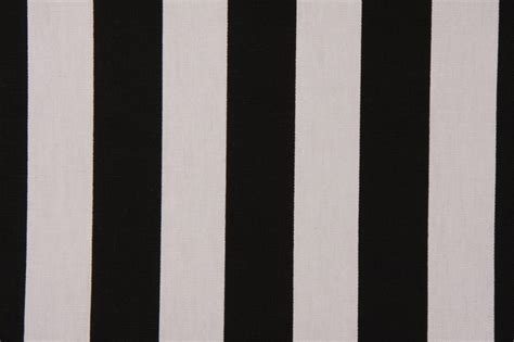 black and white upholstery premier prints canopy stripe drapery fabric in black white