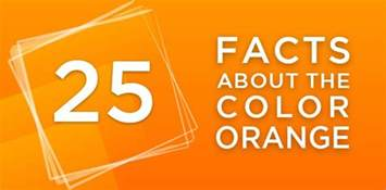 facts about color 25 facts about the color orange the fact site