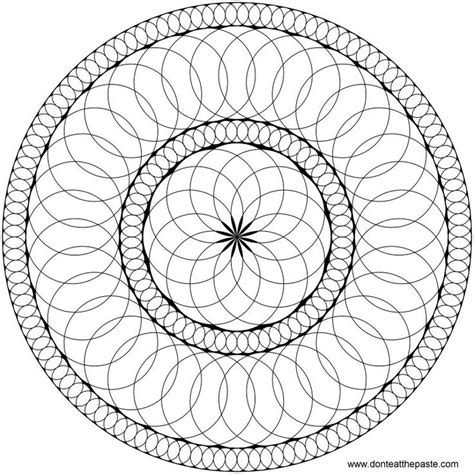circle mandala coloring page best 25 circle mandala ideas on pinterest mandala art