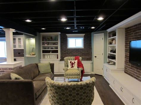 The Black Ceiling by Stylish Ceiling Designs That Can Change The Look Of Your Home