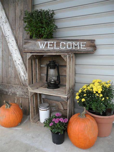 gw home decorating forum decorating with crates for fall decoratingspecial com