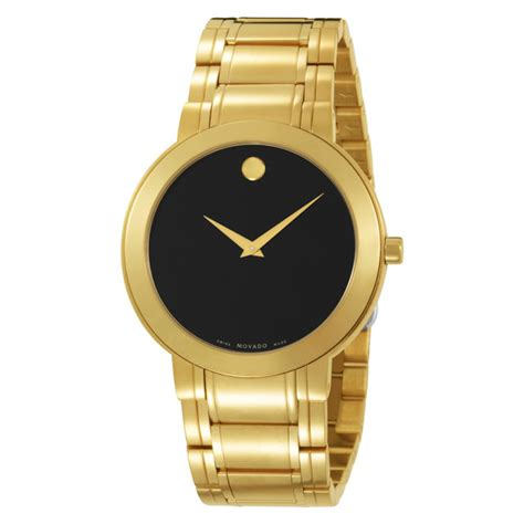 Harga Jam Tangan Movado 1881 movado s 606195 stiri gold plated stainless steel