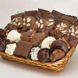 Chocolate Basket Chocolate Baskets