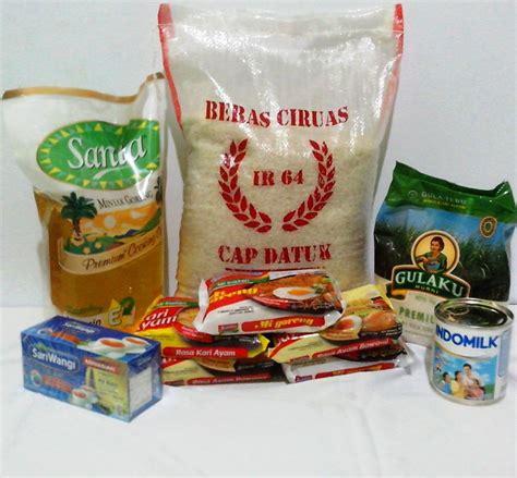 Teh Kotak 1 Liter paket sembako parcel sembako jual beras murah berkualitas