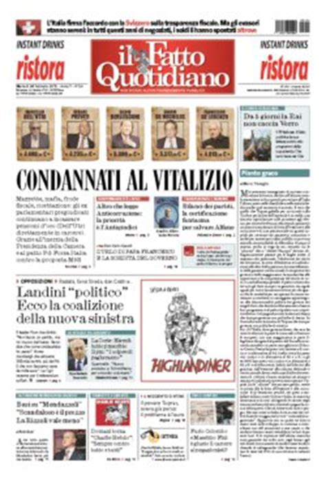 il fatto quotidiano sede il fatto quotidiano
