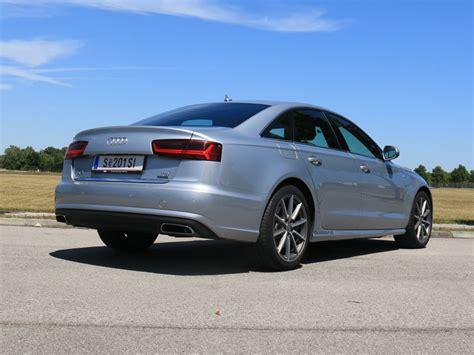 Audi A6 Limousine 3 0 Tdi Quattro by Audi A6 Limousine 3 0 Tdi 160 Kw Quattro Testbericht