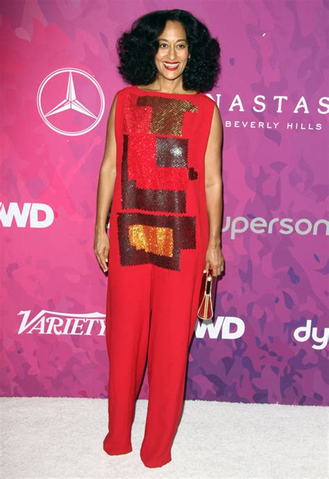 tracee ellis ross fashion line tracee ellis ross dresses outside the box at the