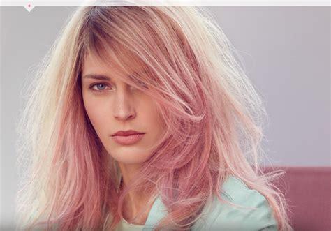 rose gold blonde hair color killerstrands hair clinic