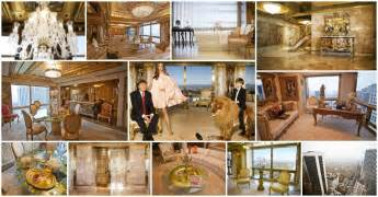 Inside donald trump s luxury apartments
