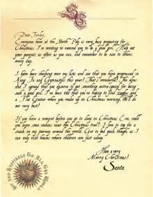 letter santa template word week today