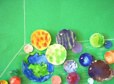 Gkm Watercolour monument valley regional middle school class watercolor marbles 6th grade