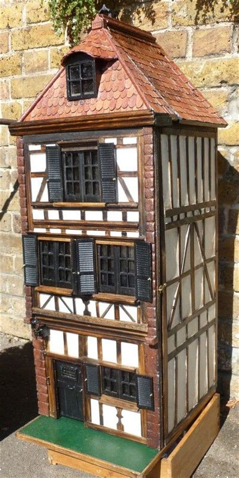 timber dolls house 88 best images about miniature tudor half timber houses on
