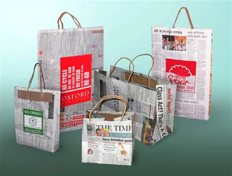 recycled newspaper 19 diy newspaper bags guide patterns