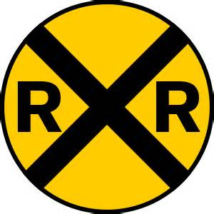 up types of railroad crossing warnings
