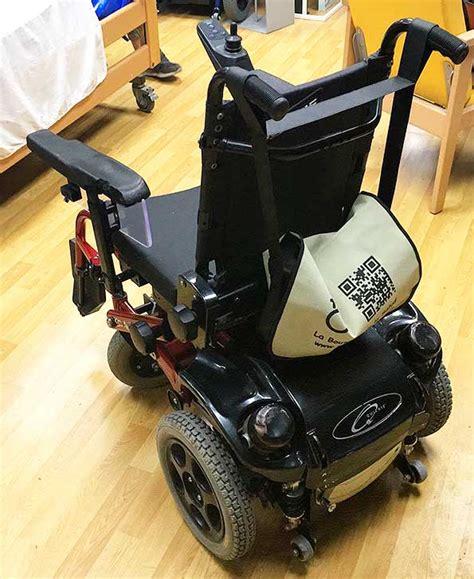 silla de ruedas electrica de segunda mano silla de ruedas el 233 ctrica segunda mano salsa de chasis
