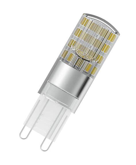 led leuchtmittel g9 1 9w osram led pin 20 g9 2700k warmwei 223 wie 20w
