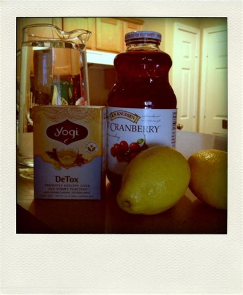 Jillian Detox Tea Recipe by 1000 Images About Kitchen And Restroom Wall On