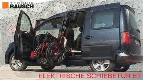 Vw Auto Mit Schiebet Ren by Elektrische Schiebetuer Et F 252 R Vw Caddy Und Andere Pkw