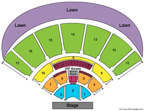 tampa amphitheater seating chart Quotes