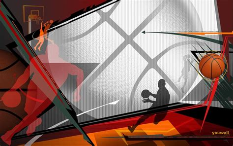 wallpaper cartoon basketball 25 basketball wallpapers backgrounds images pictures