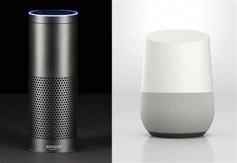 amazon echo vs google home which is the best smart speaker comment google home rivalise t il face au amazon echo