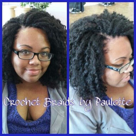 marley hair weave styles crochet weave done with marley hair by paulette http