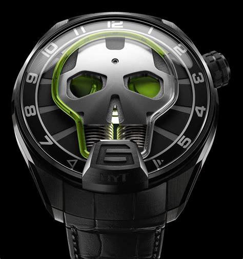 the limited edition hyt skull comes with a