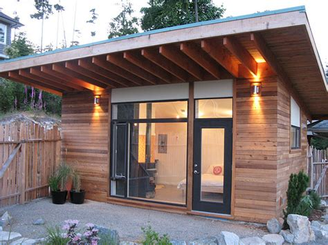 Eco Garden Sheds by Jetson Green Modern Eco Shed On Bowen Island