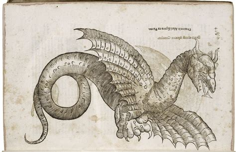 Draconum Book I serpentum et draconum historiae libri duo