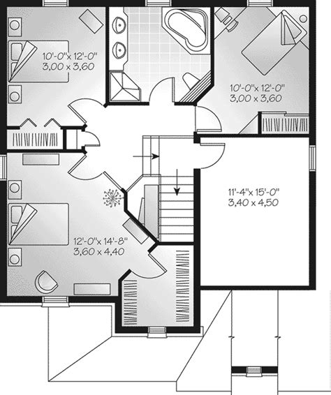 stonewood southern country home plan 032d 0422 house