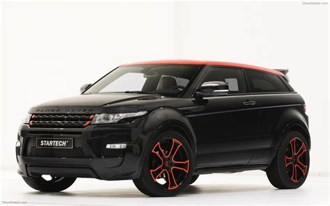 customized range rover evoque startech range rover evoque 2011 widescreen exotic car