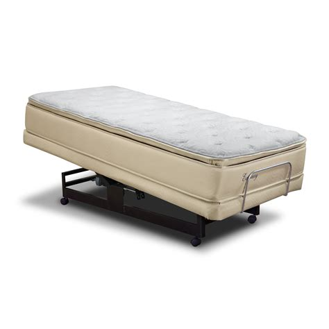 med lift standard adjustable bed reviews wayfair