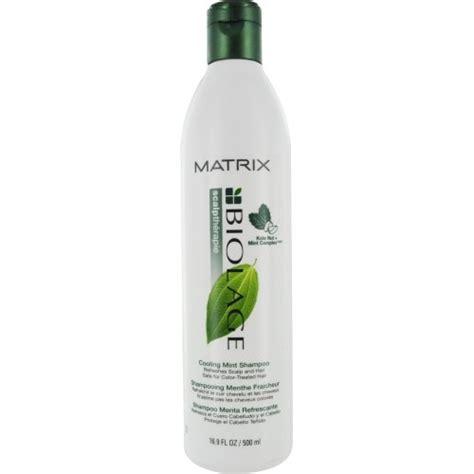 Matrix Biolage Scalptherapie Cooling Mint matrix biolage cooling mint conditioner 13 5