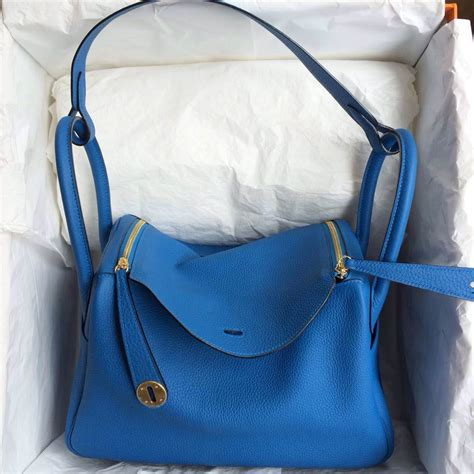 Hermes Lindy 7 112 wholesale hermes lindy bag 7q cribe blue togo