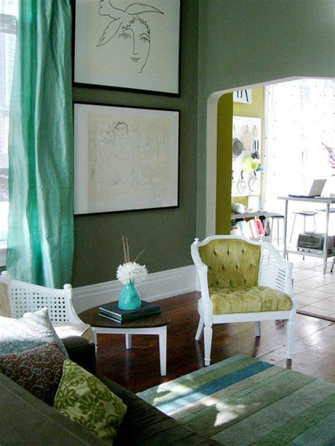 cool green living room design ideas interiorholiccom