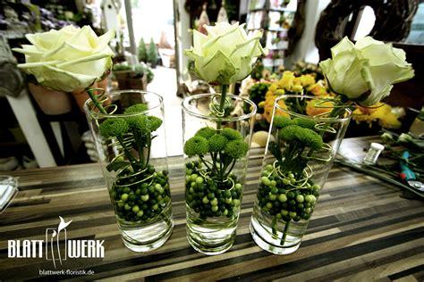 tisch dekorationen blattwerk floristik blumen und dekoration berlingerode