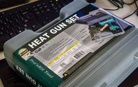 Hair Dryer Vs Heat Gun Ps3 ps3 ylod repair attempt part 1 taukeke