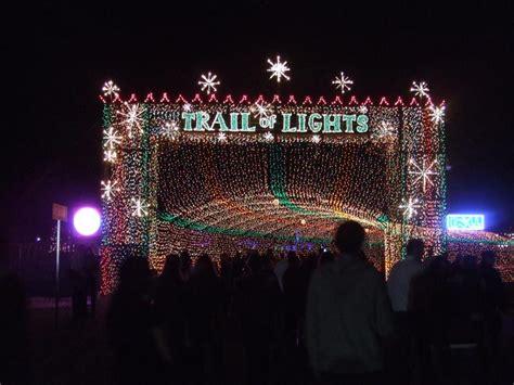 A Green Light For Zilker Park S Trail Of Lights Kut Zilker Park Lights