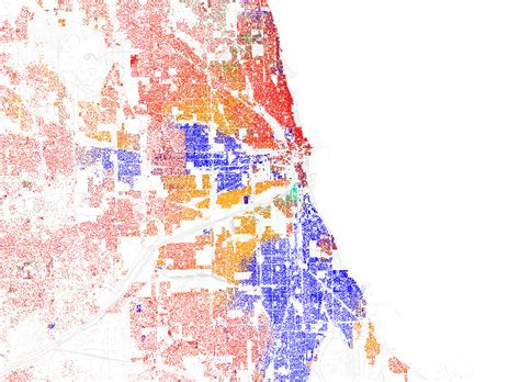 chicago racial map the of black america is chicago a history
