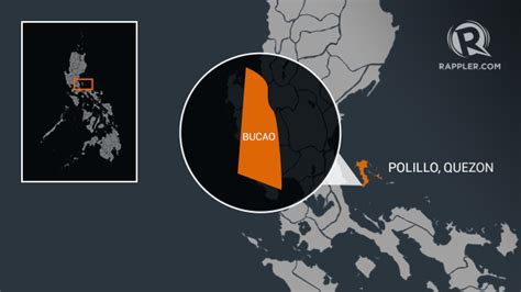 sinking boat in quezon vice mayor of polillo quezon still missing after boat