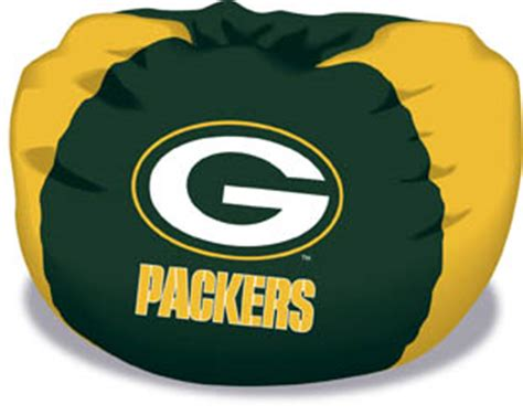 green bay packers bean bag chair green bay packers bean bag chair by northwest