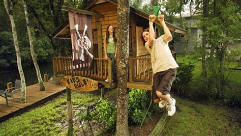 backyard zip line diy 5 cool ideas for a kids backyard