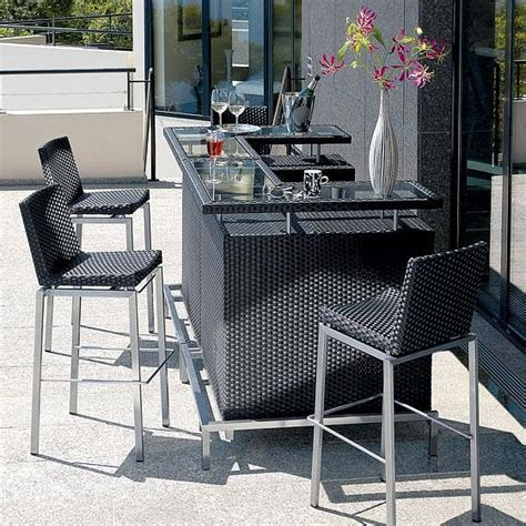 ensemble bar ext 233 rieur roland vlaemynck bar de jardin et